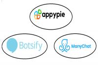 Three Popular No-Code Chatbot Building Platforms
