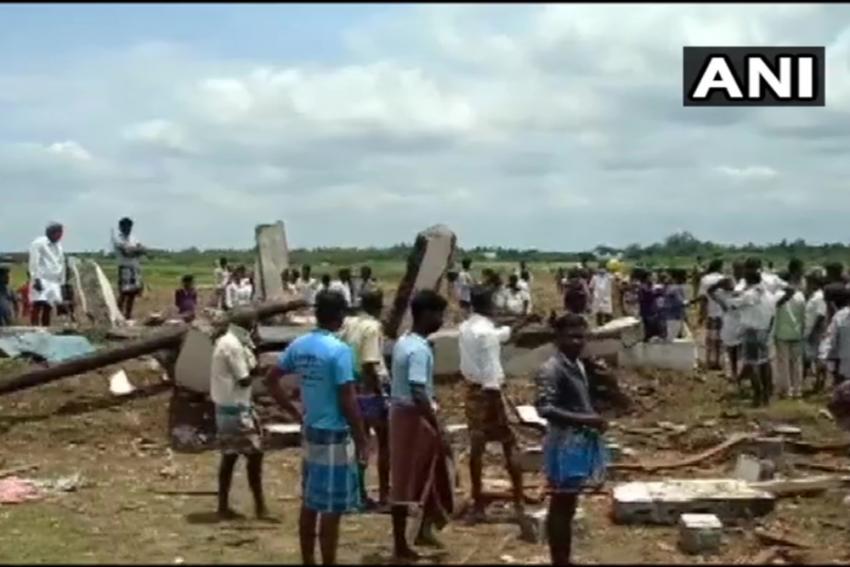 Seven Women Killed In Blast At Firecracker Unit In Tamil Nadu; CM K Palaniswami Announces Relief