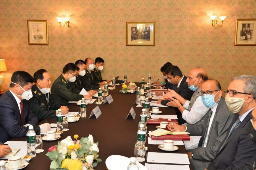'Can't Lose Territory,' Says China After Defence Ministers' Meet On Ladakh Standoff