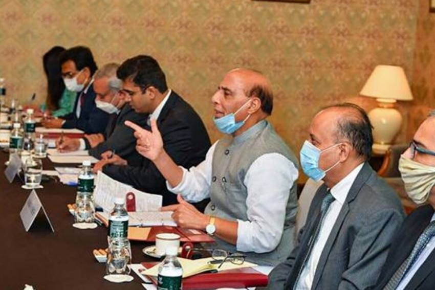 'China Should Respect LAC And Not Change Status Quo', Rajnath Singh Tells Chinese Counterpart