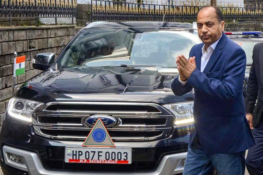 HP Govt Will Provide Security To Kangana Ranaut : Jai Ram Thakur