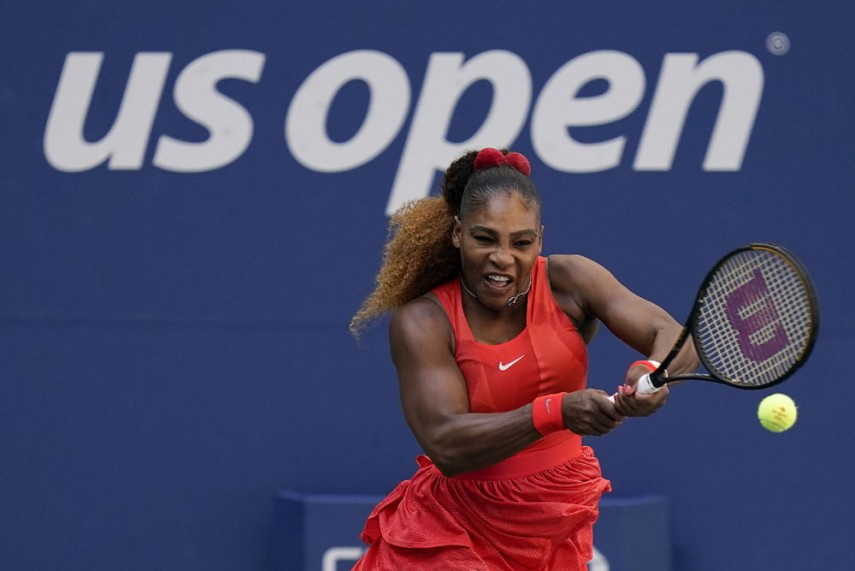 Us Open 2020 Serena Williams Rallies Into Last 16 Sofia Kenin Stays Hot In New York
