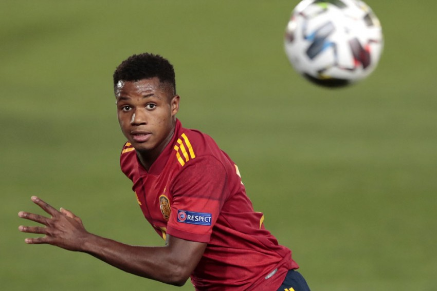 Nations League: Ansu Fati Becomes Spain's Youngest Goalscorer