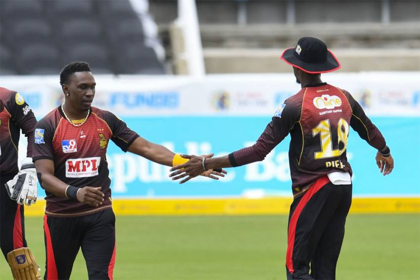 CPL 2020: Trinbago Knight Riders Complete 'Perfect 10', Semi-finals Line-up Confirmed