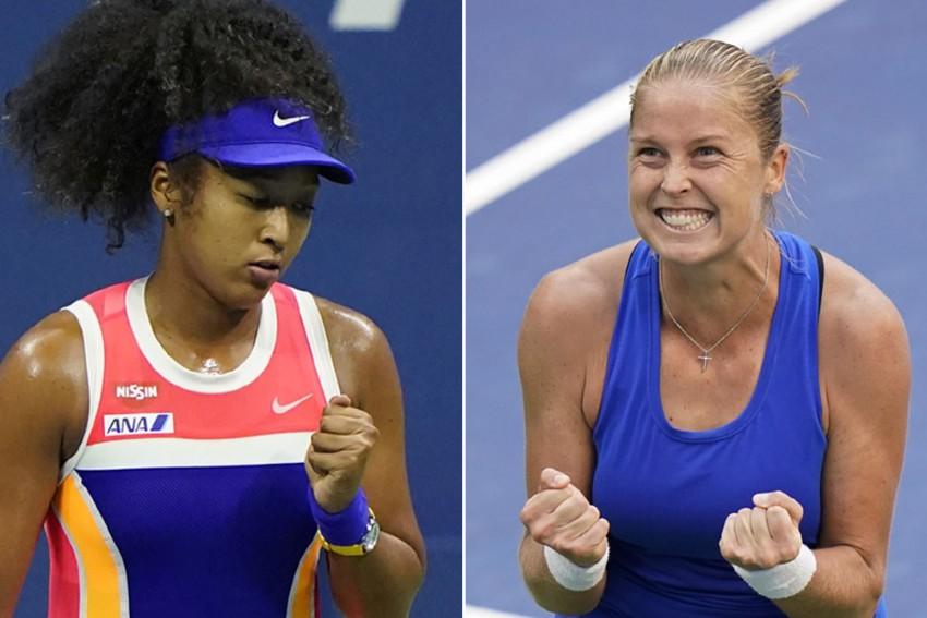 US Open 2020: Naomi Osaka In Quarters, Shelby Rogers Saves Four Match Points To Beat Petra Kvitova