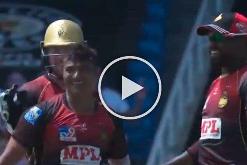 CPL 2020: Pravin Tambe 'Ages Like Fine Wine' - WATCH 48-year-old Takes Stunning Catch