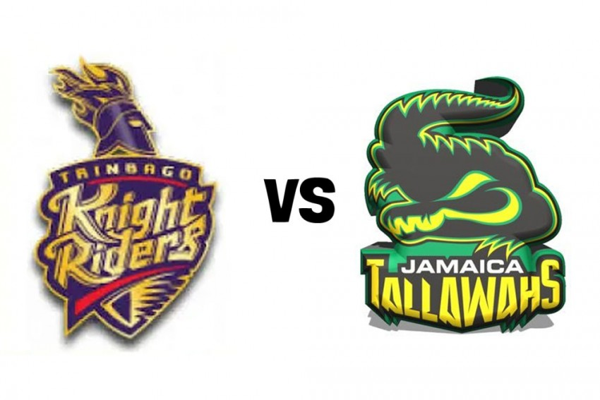 CPL 2020, Trinbago Knight Riders Vs Jamaica Tallawahs Live Streaming - All You Need To Know About First Semi-final