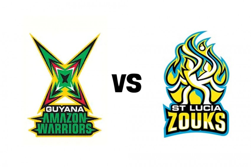 CPL 2020, Semi-final 2 Live Streaming: When And Where To Watch Guyana Amazon Warriors Vs St Lucia Zouks Match Live