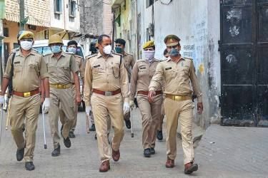 Thieves Steal Rs 25 Lakh From Police Station In Agra, Six Cops Suspended