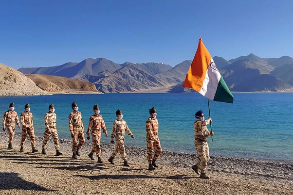 'Chinese Troops Fired Shots In Air,' Says India; China Says Indian Troops 'Crossed LAC Illegally'