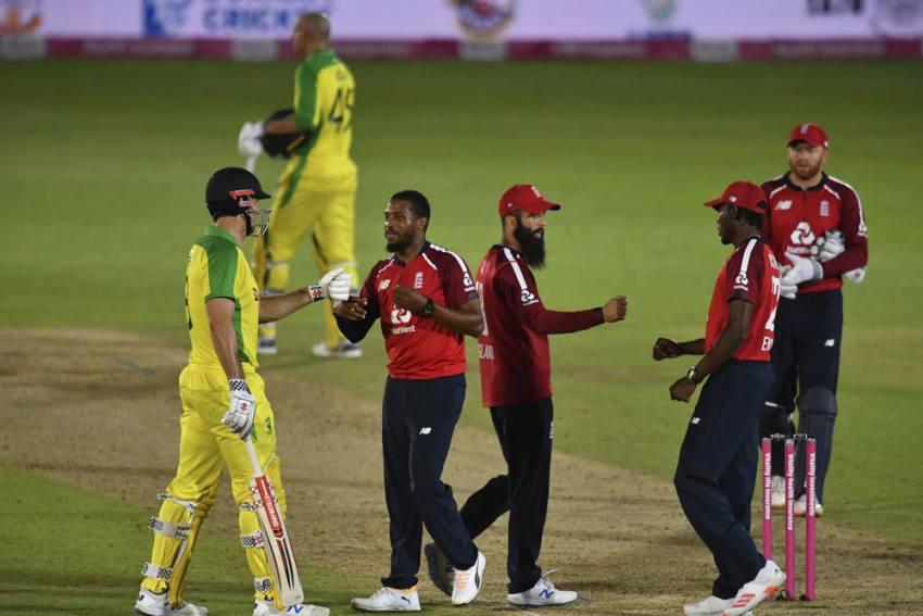ENG Vs AUS, 3rd T20I: Australia Stay No. 1 As England Fall Short Despite Adil Rashid Heroics