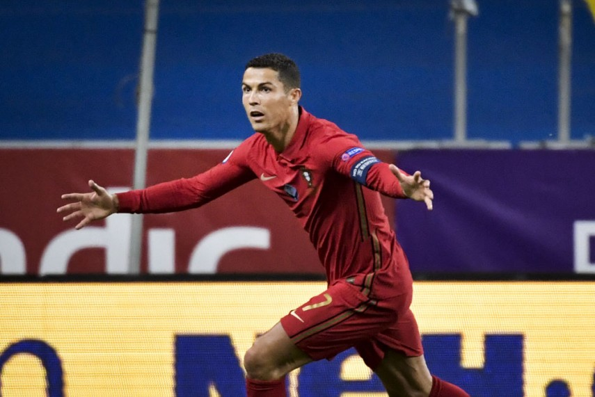 Cristiano Ronaldo 100 Portugal Great S Five Best International Goals