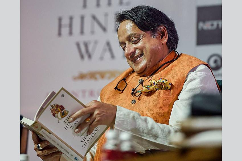 'The Issue Of Air Quality Is Like Foreign Policy', Says Shashi Tharoor