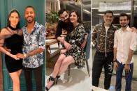 Virat Kohli, Anushka Sharma Enjoy New Year's Eve Dinner With Hardik Pandya, Natasha Stankovic - See Viral Pictures