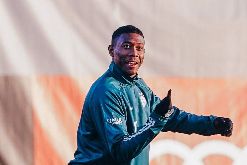 Real Madrid Have Too Much On To Talk About David Alaba - Zinedine Zidane