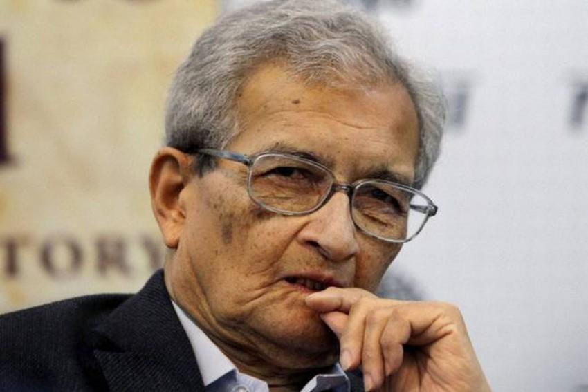 'Was Not In India,' Amartya Sen Debunks Visva Bharati VC's claim Over Shops Row
