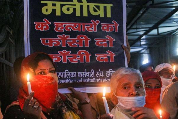 Hathras Rape Case: UP Govt Transfers DM, 15 Other IAS Officers