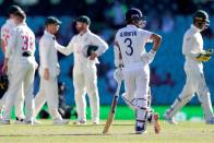 AUS Vs IND, 3rd Test, Day 3: At 98/2, India Face Uphill Task In Pursuit Of 407 Against Australia