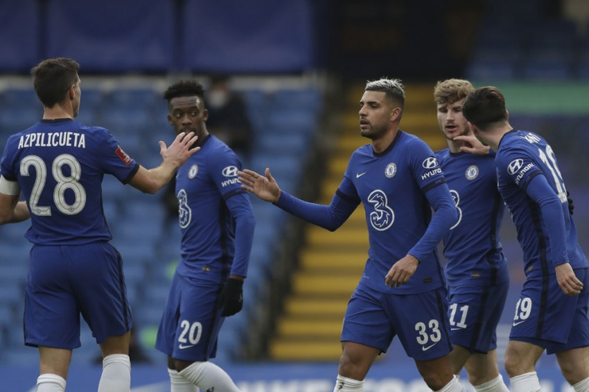 Chelsea 4-0 Morecambe: Timo Werner Ends Goal Drought In Routine FA Cup Win
