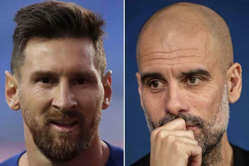 Lionel Messi Talk Shunned As Pep Guardiola Reveals Manchester City's Secret Captain