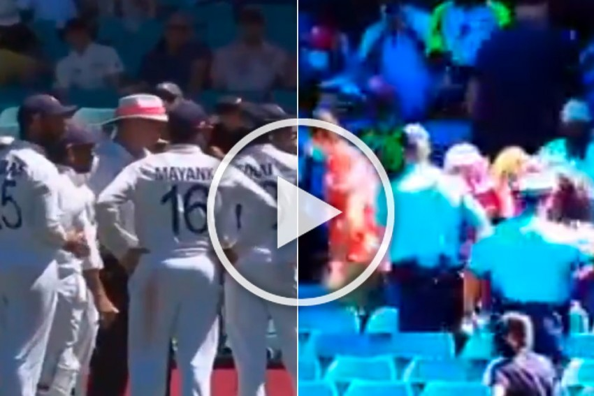 AUS Vs IND, 3rd Test: Racists Are Not Welcome - Australia Apologises To India, Ejects Spectators From SCG - WATCH