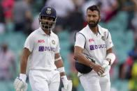 AUS Vs IND, 3rd Test: Ravichandran Ashwin Backs Ajinkya Rahane, Cheteswar Pujara Defy Australia On Day 5