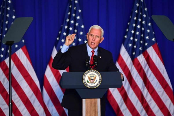 Defying Trump, Vice President Pence Will Attend Biden's Inauguration: US media