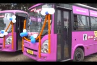 Free Ride: Assam CM Flags Off Free Bus Service For Women, Senior Citizens In Guwahati