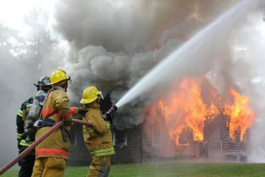 Fire At Nursing Home Kills 7, Injures 1 In Western Siberia