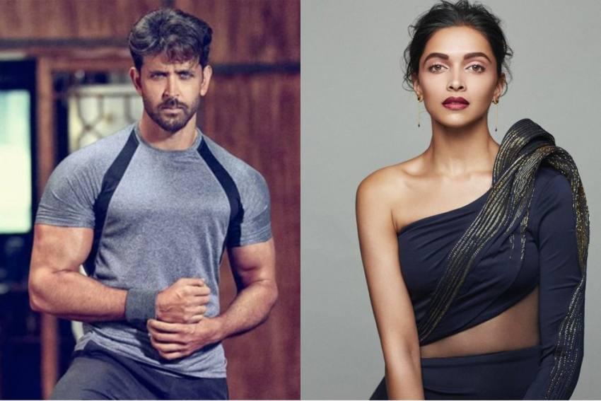 Hrithik Roshan, Deepika Padukone To Star In Siddharth Anand's Next 'Fighter'