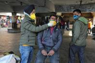 96 People Infected With UK-Variant Of Coronavirus In India: Health Ministry