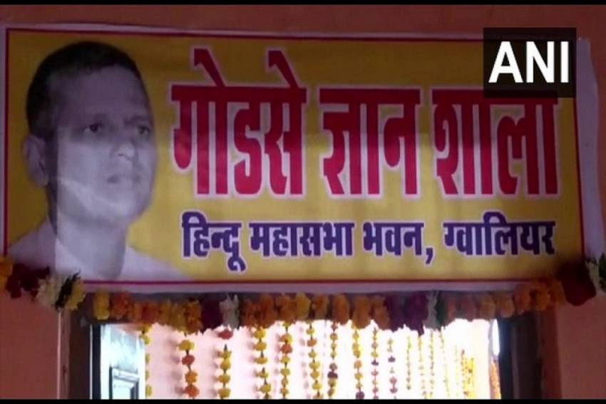 'Will Show He Was True Nationalist': Hindu Mahasabha Opens Nathuram Godse Library