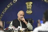 Bird Flu Confined To Sanjay Lake, No Cause For Concern: Delhi Dy CM Manish Sisodia