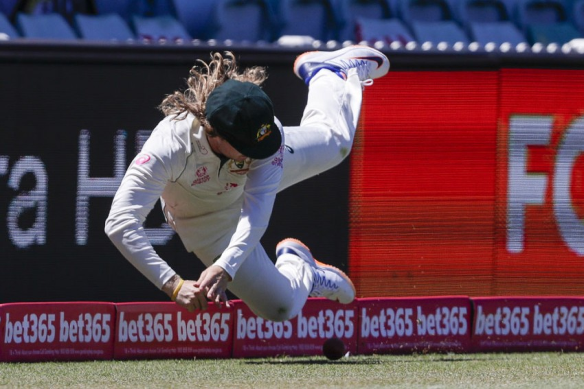 AUS Vs IND, Sydney Test: Will Pucovski Injures Shoulder, Sent For Scans