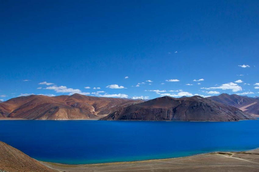 Ladakh Authorities Reopen Pangong Lake For Tourists