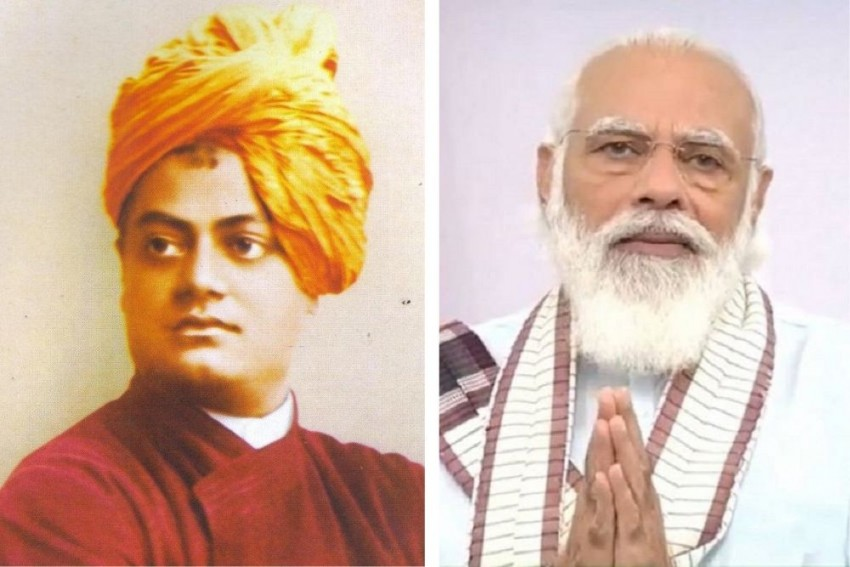 National Youth Day: PM Modi Pays Tribute To Swami Vivekananda On His Birth Anniversary