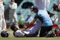 AUS Vs IND: List Of Injured India Players And Their Current Status