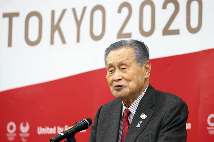 Tokyo Olympic President Tries To Reassure Doubting Country