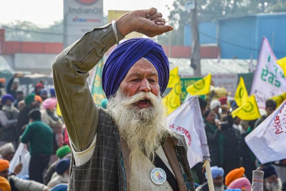 Supreme Court Bats, Government Fields, Farmers Stumped