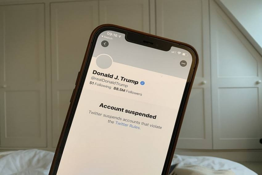 Twitter, Facebook, Amazon Feel Impact Of Action Against Donald Trump