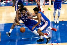 NBA: Joel Embiid Goes Off As 76ers Top Heat In Thriller, LeBron's Lakers Roll On