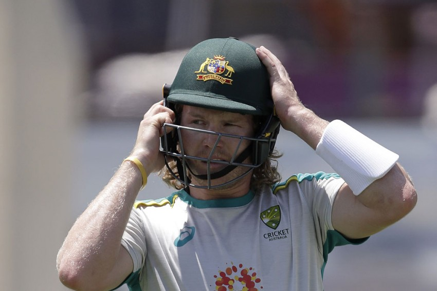 AUS Vs IND: Marcus Harris Can Open As Australia Await Will Pucovski's Fitness Update