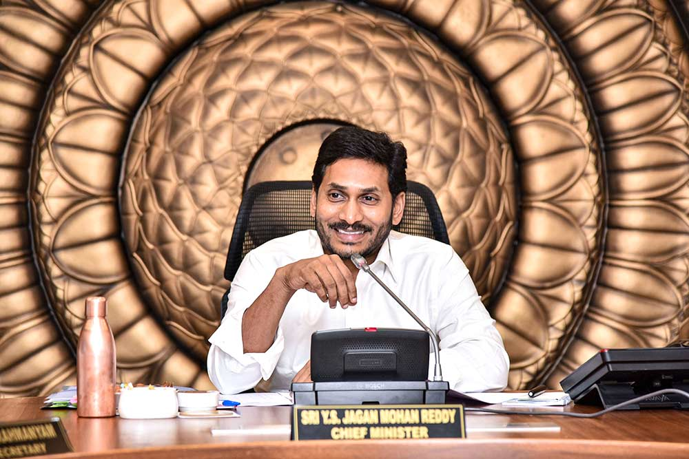 Polls Apart In Jagan Panchayat