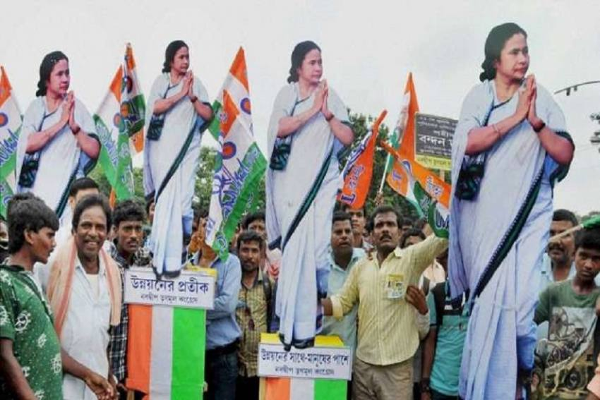 TMC Appeals To Cong, Left To Aid Mamata In Fight Against BJP's 'Communal Politics'
