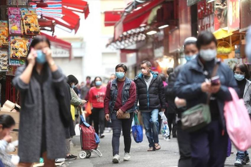 Ahead Of WHO Visit, China Sees Surge In Covid-19 Cases