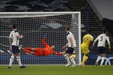 Tottenham 1-1 Fulham: Ivan Cavaleiro Header Holds Spurs In London Derby