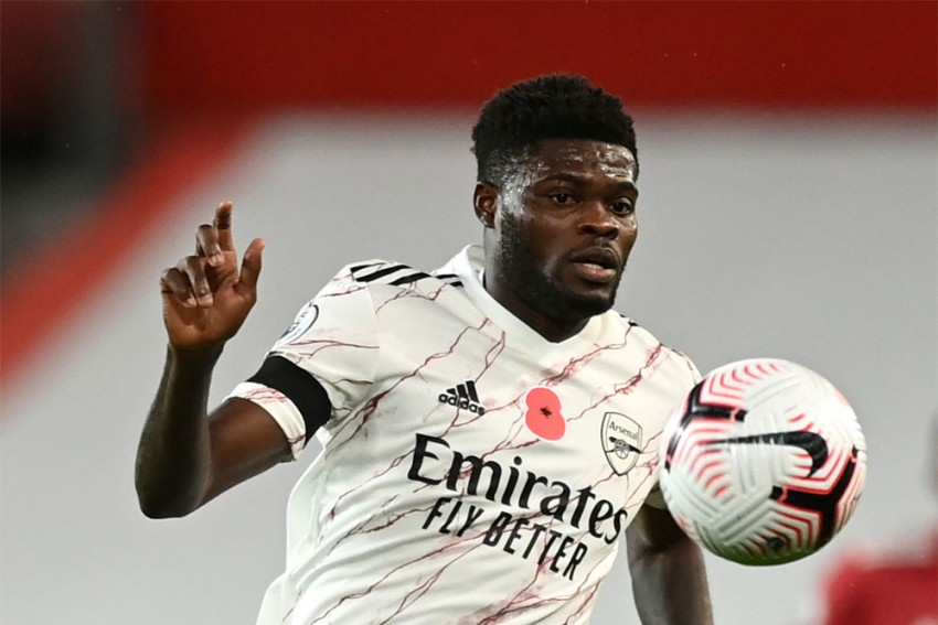 Thomas Partey Improves Team-mates – Mikel Arteta Excited To Have Arsenal Midfielder Back From Injury