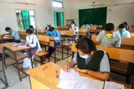 Odisha Schools Reopen For Students Of Classes 10, 12