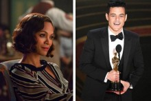 Rami Malek, Zoe Saldana Join David O'Russell's Next Feature Project