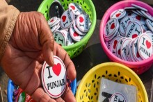 Selling Badges, Stickers At Borders: Here's How Farmers' Protest Gave Vendors Chance To Revive Income